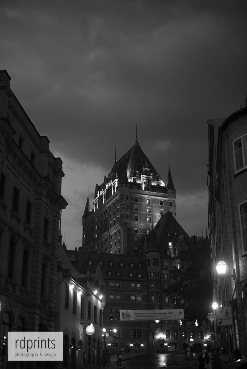 ottawa and quebec city | rdprints