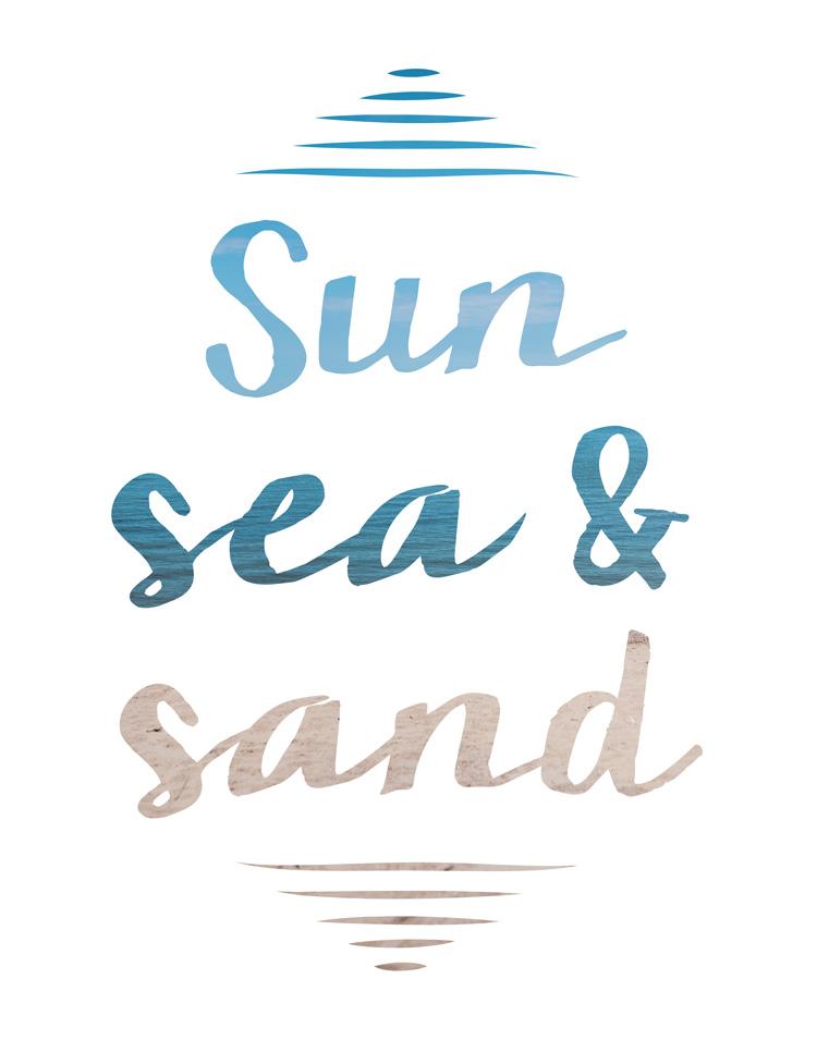SunSeaSand11x14