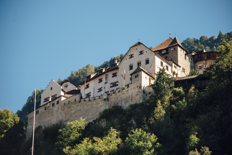 Vaduz, Leichtenstein travel