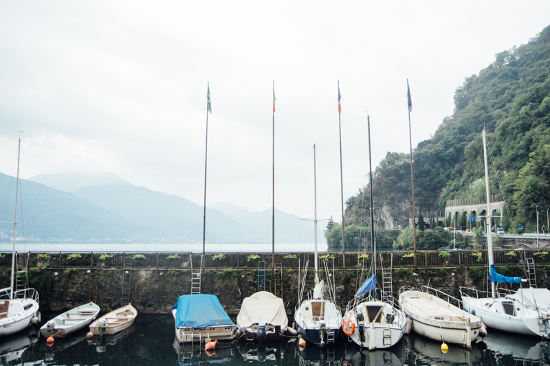 switzerland travel lake como sailboats