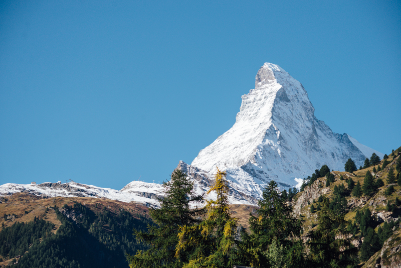 switzerland travel zermatt matterhorn