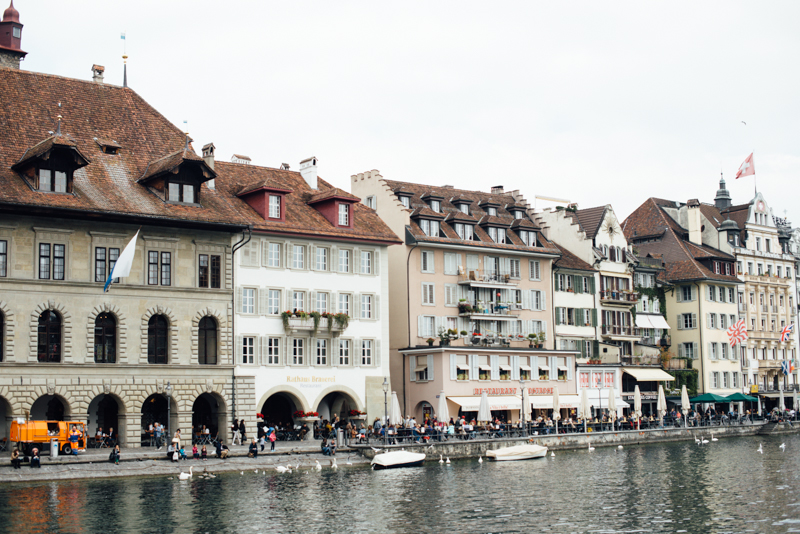 switzerland travel lucern