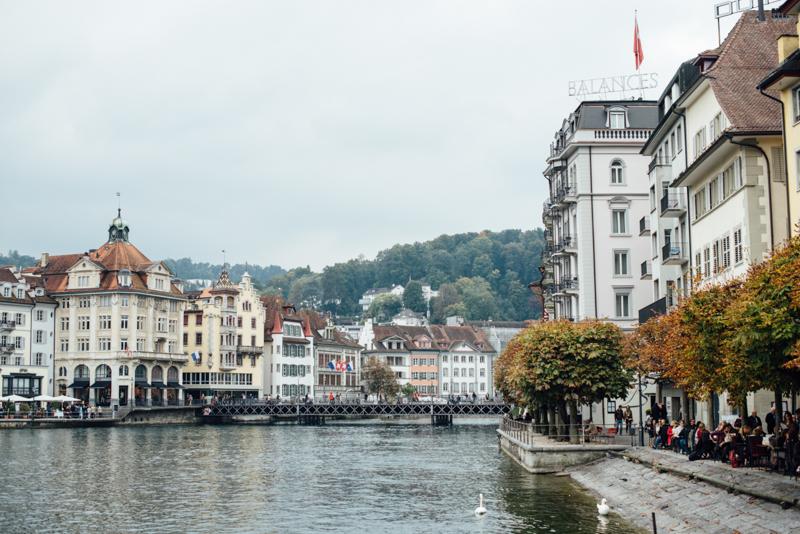 switzerland travel lucern